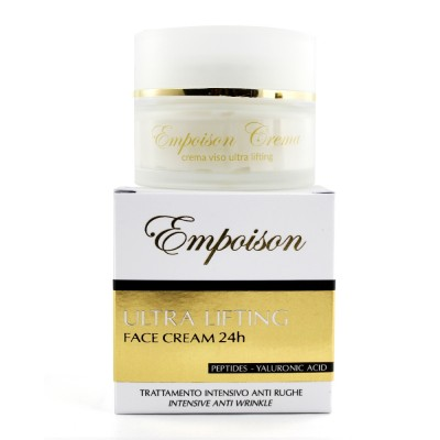 Crema viso trattamento intensivo antirughe (50 ml.)