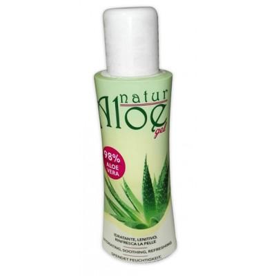 Aloe gel - con Aloe vera al 98% (150 ml.)