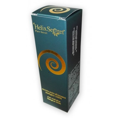 HELIX SECRET - Secreto puro di Lumaca - biologico al 100% (30ml.)